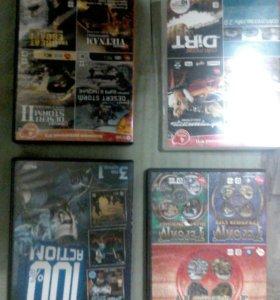 Сборники игр