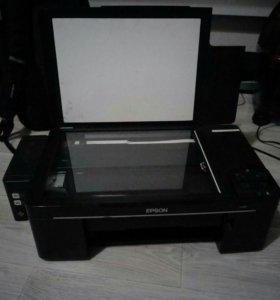 принтер EPSON L200