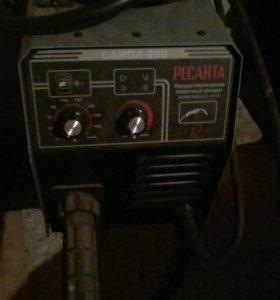 сварочный полуавтомат ресанта 200
