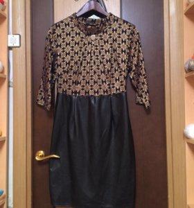 Платье новое 48 размер.