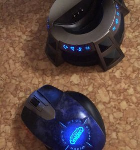 Steelseries Wireless MMO mouse WOW