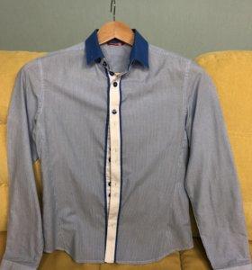Рубашка для подростка 12-14 лет