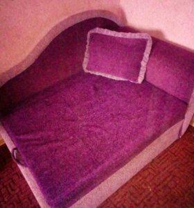 Детский диван угловой
