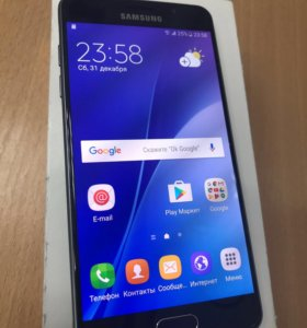 Samsung A5 (2016) SM-A510F Ростест как Новый