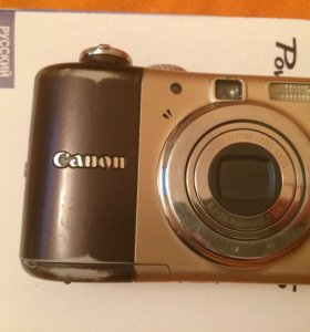 Фотоаппарат Canon PowerShot A1000 IS