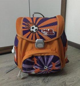 Рюкзак-портфель для младших классов (для мальчика)