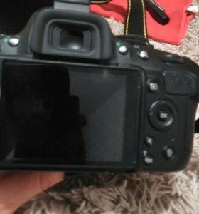 Фотоаппарат nikon d5100 vr kit