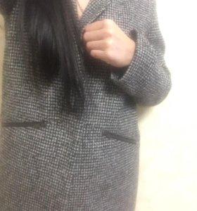 Пальто оверсайз Bershka