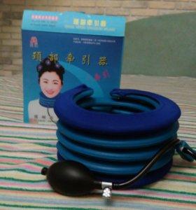 устройство для вытяжки шейных позвонков