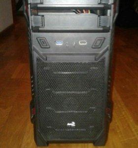 Игровой компьютер на базе AMD FX 8320