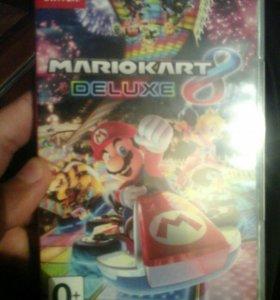 Mario Kart 8 Deluxe (Switch )