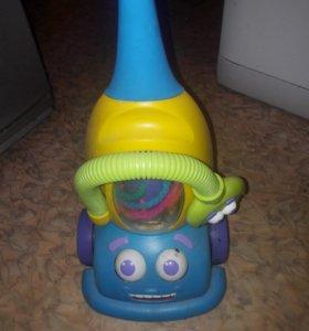 Продам игрушку говорящий пылесос