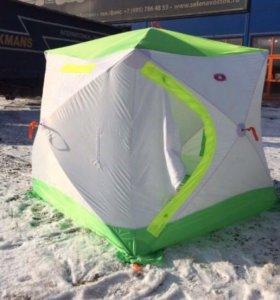 Палатка зимняя ( Медведь) КУБ-2 и Куб-3.