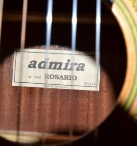 Классическая гитара Admira Rosario