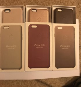 Чехол для iPhone 6/6s Leather Case