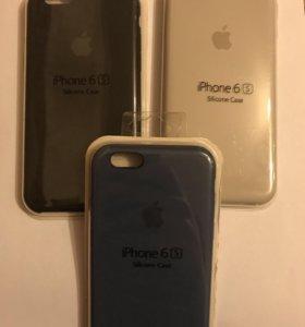 Чехол для iPhone 6/6s Silicone Case