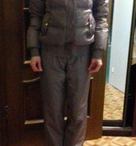 Зимний костюм 42размера