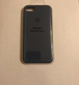 Чехол для iPhone 7 Silicone Case