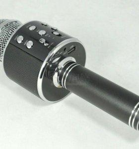 Микрофон караоке bluetooht