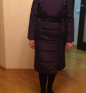 Пальто CYRILLE GASSILINE BASE