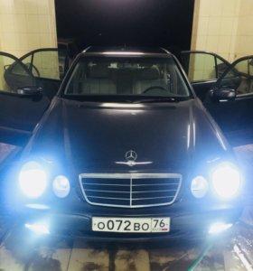 Mercedes w210