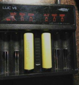 Зарядка для аккумуляторов LUC V 6