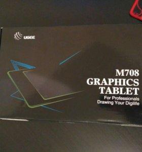 Планшет графический UGEE