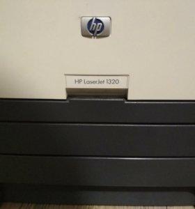 Принтер Hp 1320