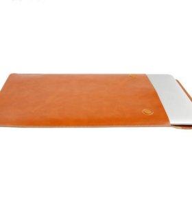 Кожаный чехол MacBook Pro 13/15 дюймов