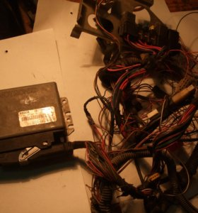 Эбу Контроллер мозги ваз ВАЗ-2111