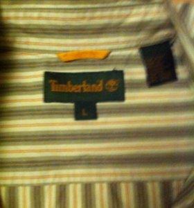 Рубашка мужская Timberland оригинал р-L
