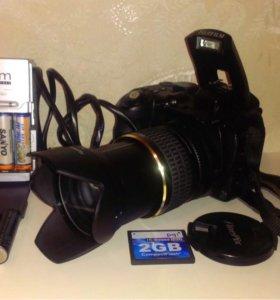 Фотоаппарат Fuji FinePixS9600