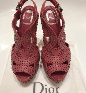 Босоножки 🔥Cristian Dior 37р. Оригинал