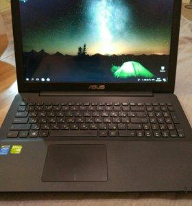Игровой ноутбук asus core i3 geforce 920