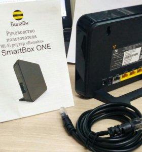 Wi-Fi роутер Билайн Smart Box ONE