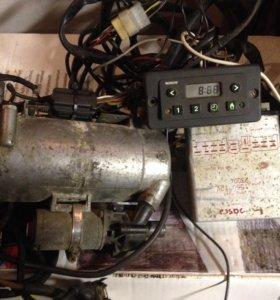 Предпусковой подогреватель двигателя webasto дизел
