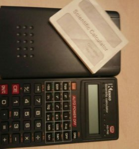 Калькулятор инженерный👓⌨