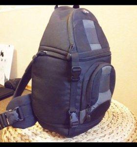 Рюкзак LowePro SlingShot 202 AW (черный)