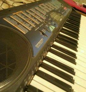 Casio ctk 495 Синтезатор с обучением