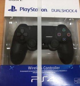 Новый Геймпад DualShock 4 v2 black