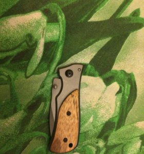 Buck нож новый