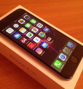 Восстановленный iPhone 6S,16 gb