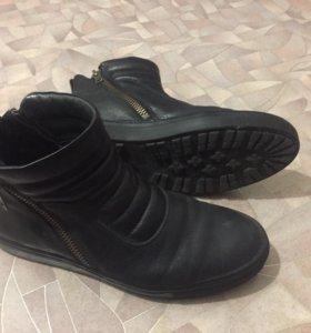 Итальянские ботинки Moma