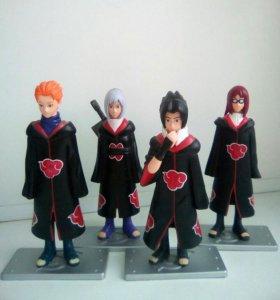 Фигурки из аниме Наруто