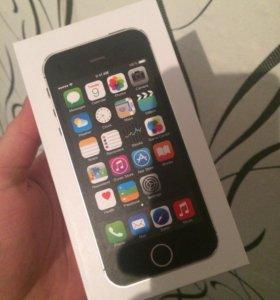 iPhone 5s новый.