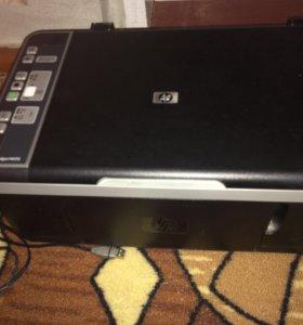 Сканер hp f4172