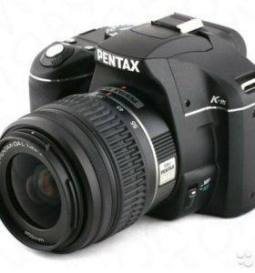 Фотоаппарат Pentax k-m