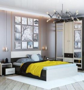 Спальня модульная Юнона новая