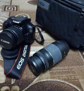 Зеркальная фотокамера Canon EOS 1100D