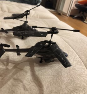 Вертолёты на радиоуправлении